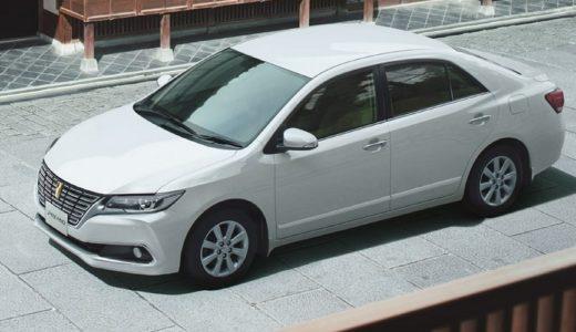 プレミオ(トヨタ)の自動車保険を型式ごとに見積り 保険料を比較&検証