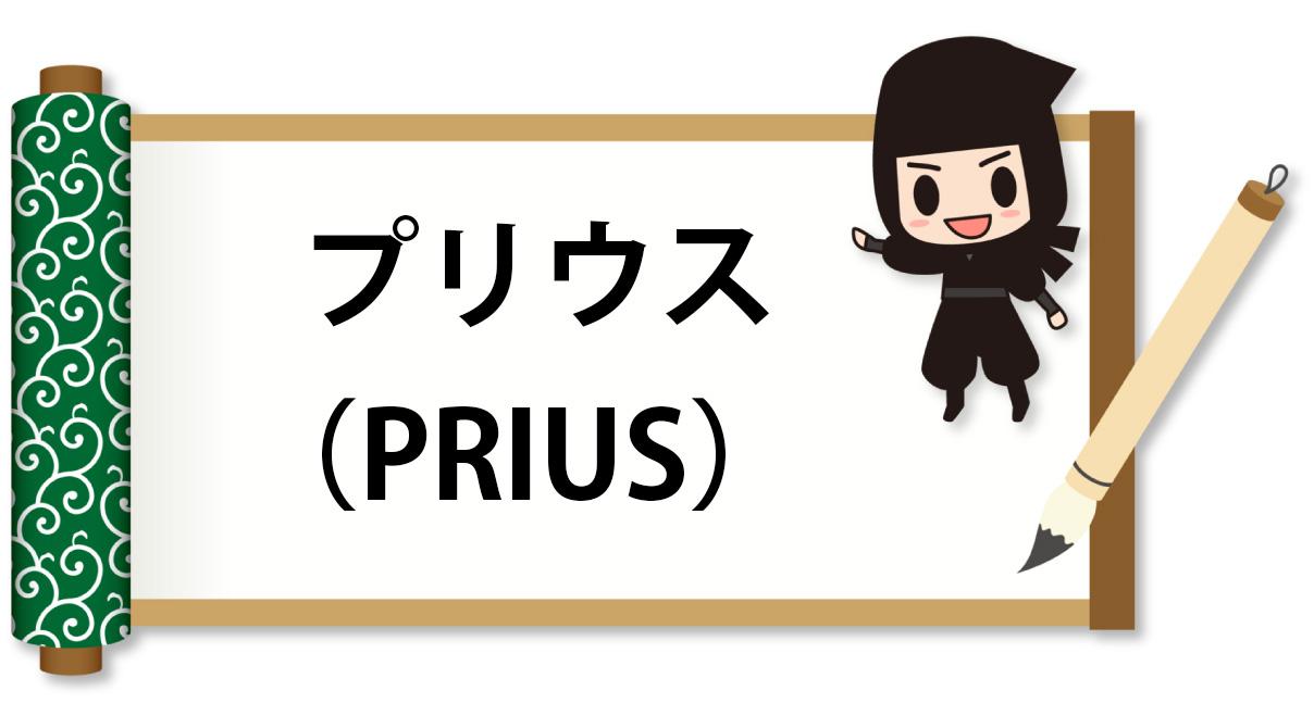 プリウスの種類別自動車保険